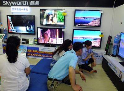 skyworth tvs